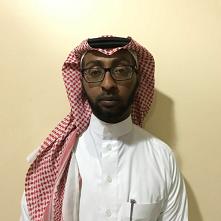 'سعد, طالب في معهد تعليم اللغة الانجليزية عبر الانترنت