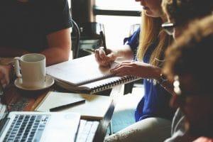 محادثة بالانجليزي عن العمل