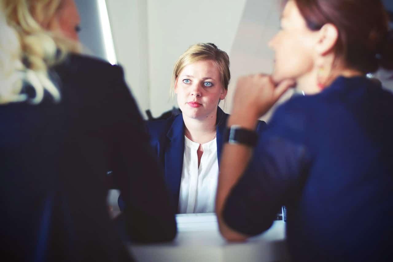 محادثة باللغة الانجليزية في مقابلة عمل